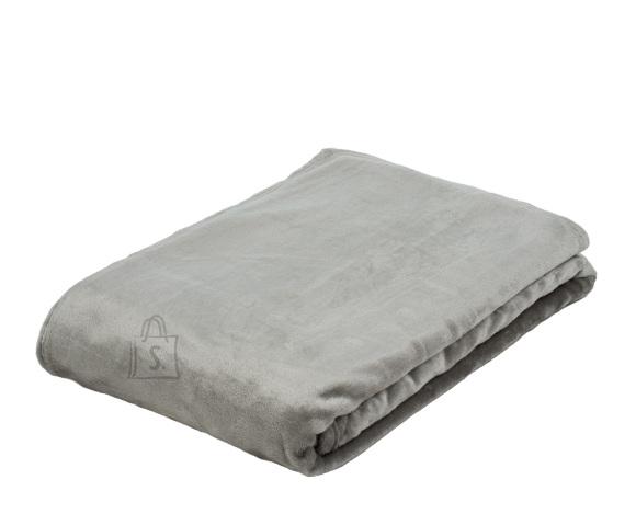 Tekstiilikompanii Pleed tekk MEMPHIS 180x220 cm, hõbehall