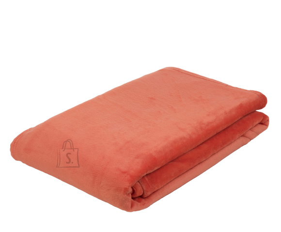 Tekstiilikompanii Pleed tekk MEMPHIS 220x240 cm, oranž