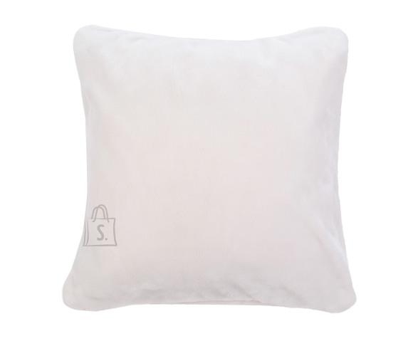 Tekstiilikompanii Dekoratiivpadi CASHMERE 50x50 cm, valge