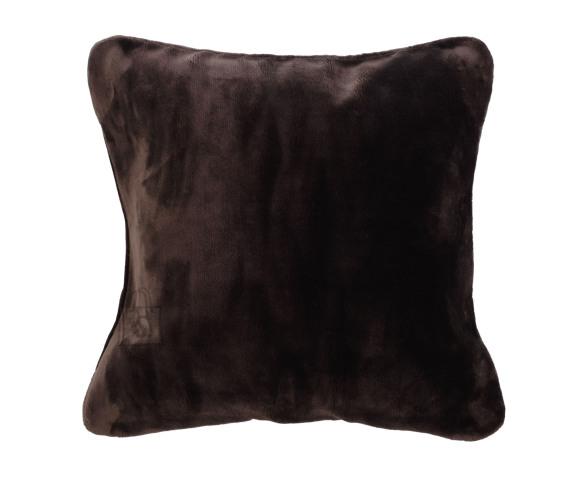 Tekstiilikompanii Dekoratiivpadi CASHMERE 50x50 cm, pruun