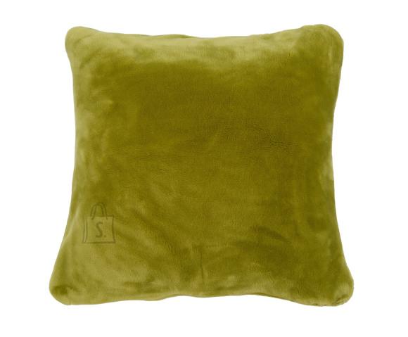 Tekstiilikompanii Dekoratiivpadi CASHMERE 50x50 cm, roheline