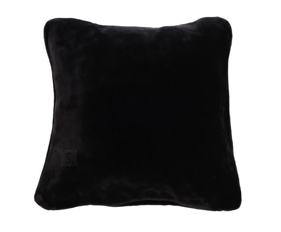 Tekstiilikompanii Dekoratiivpadi CASHMERE 50x50 cm, must