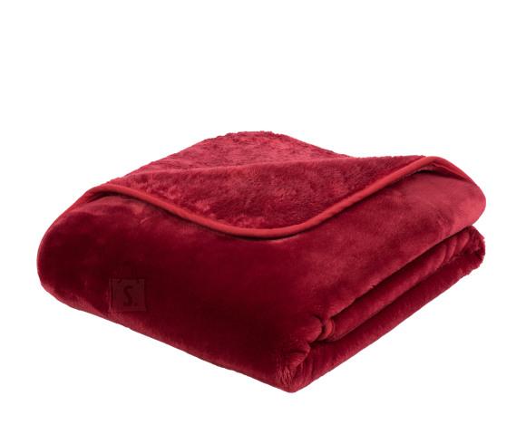 Tekstiilikompanii Pleed tekk CASHMERE 180x220 cm, punane