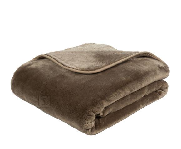 Tekstiilikompanii Pleed tekk CASHMERE 180x220 cm, taupe beež