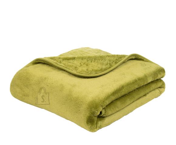 Tekstiilikompanii Pleed tekk CASHMERE 180x220 cm, roheline