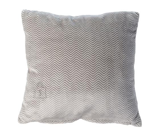 Tekstiilikompanii Padi 50x50 cm, KALASABA hõbehall