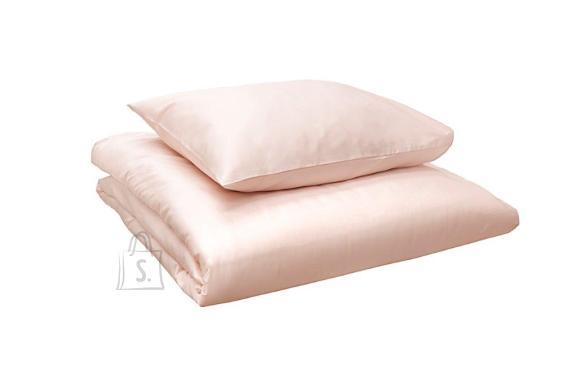 Tekstiilikompanii Tekikott puuvill-satään 200x210 cm / Standard roosa-antiik
