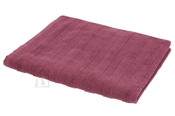 Tekstiilikompanii Froteerätik 50x90 cm, burgundia
