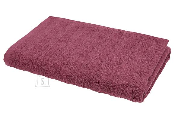 Tekstiilikompanii Froteerätik 70x140 cm, burgundia