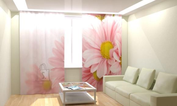 Fotokardinad Soft Flowers 300x260cm
