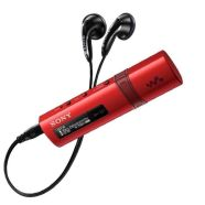 Sony NWZB183R.CEW Walkman 4GB MP3 mängija USB