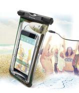 Cellularline veekindel telefoniümbris kuulariliitmikuga VOYAGERMUSIC15G