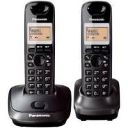 Panasonic kahe toruga juhtmevaba telefon KX-TG2512