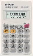 Sharp taskukalkulaator EL 233ER