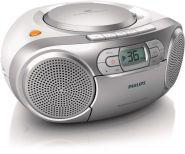 Philips CD-raadio Philips AZ127/12 kassettmängijaga