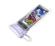 "Cellularline mobiiliümbris kuni 5.7"" telefonidele SNOWBAG15V"