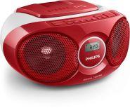 Philips AZ215R/12 CD Soundmachine stereoraadio