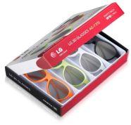LG 3D prillide komplekt AG-F315