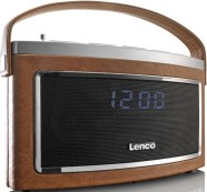 Lenco SR600 raadio pruun