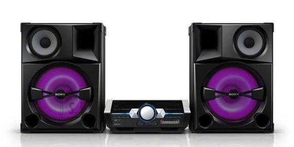 Sony Hi-Fi muusikakeskus Shake 5