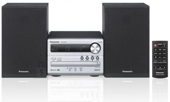 Panasonic SC-PM250EC-S mikromuusikakeskus