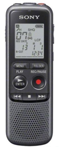 Sony 4GB diktofon Sony ICDPX240.CE7