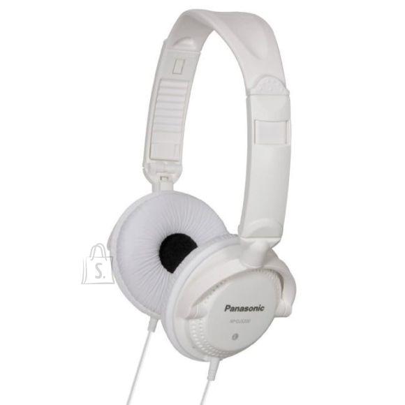 Panasonic kõrvaklapid RP-DJS200E-W