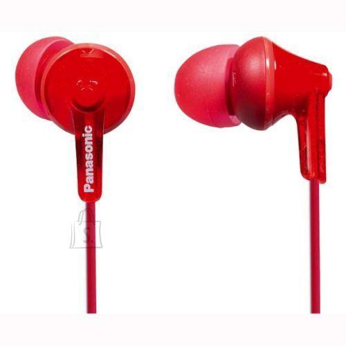 Panasonic nööpkõrvaklapid RP-HJE125-R