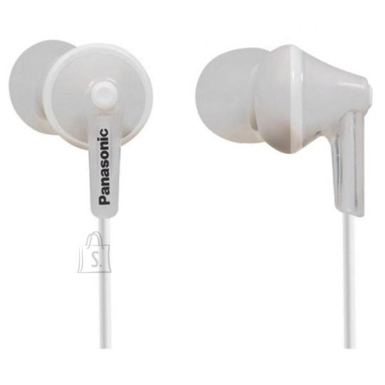 Panasonic nööpkõrvaklapid RP-HJE125-W