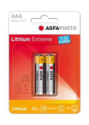 AgfaPhoto AAA patareid 2 tk (120-804156)