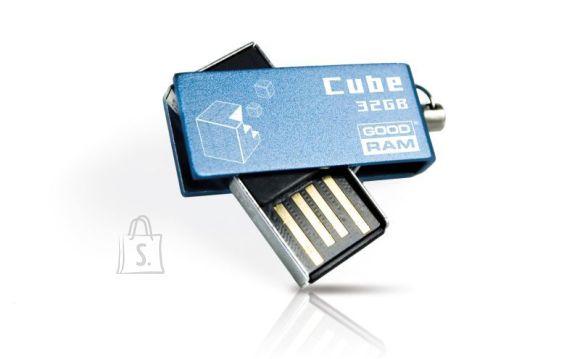 Goodram 32GB 2.0 USB mälupulk Cube PD32GH2GRCUBR9
