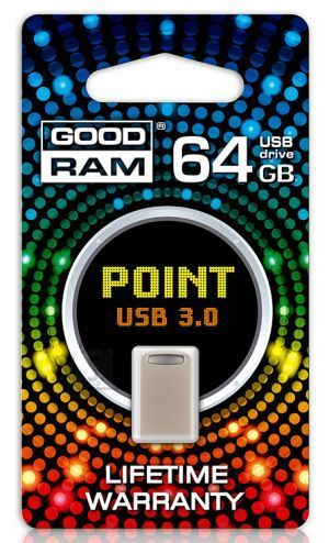 Goodram 64GB mälupulk Point PD64GH3GRPOSR10