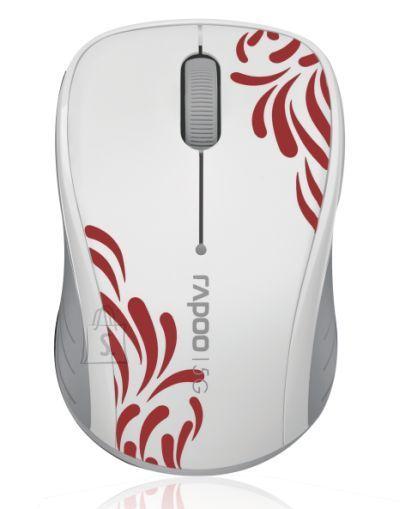 Aurora juhtmevaba 5G arvutihiir 3100P valge (168414)