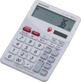 Sharp ELT100WB kontorikalkulaator