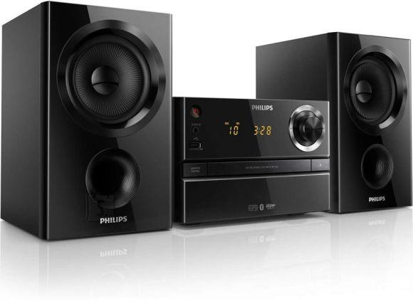 Philips mikromuusikakeskus BTM1360/12