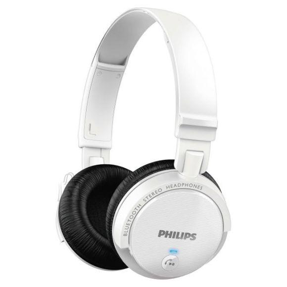 Philips bluetooth kõrvaklapid SHB5500WT/00