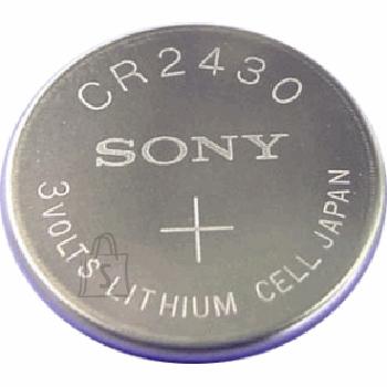 Sony CR2430 liitium-tablettpatareid CR2430BEA 5 tk