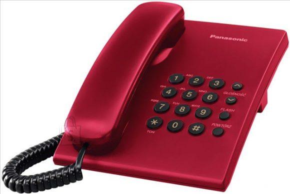 Panasonic lauatelefon KX-TS500FXR