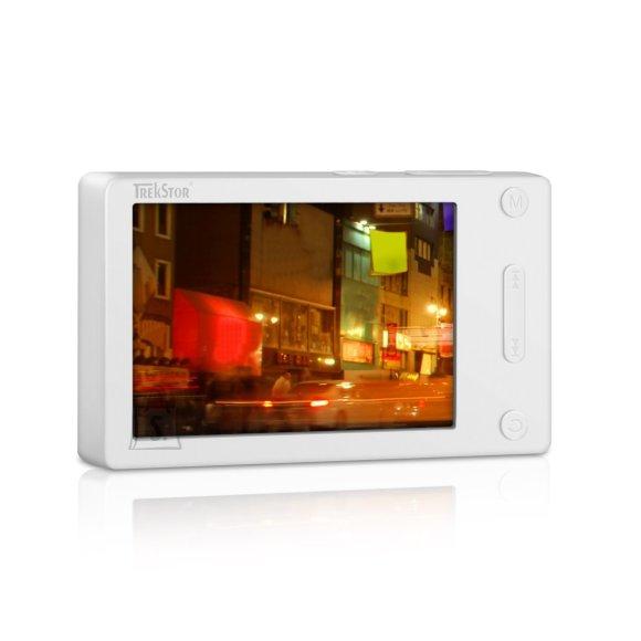TrekStor MP3-mängija iBeat Veo 4GB valge