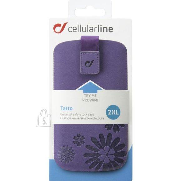 Cellularline universaalne mobiiltelefoni tasku TATTOSLXXLV