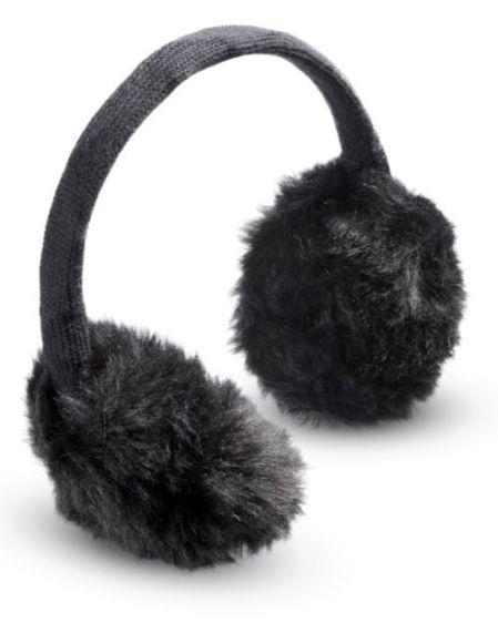 Cellularline sisseehitatud kuularitega soojad kõrvaklapid MUSICMUFFS15K