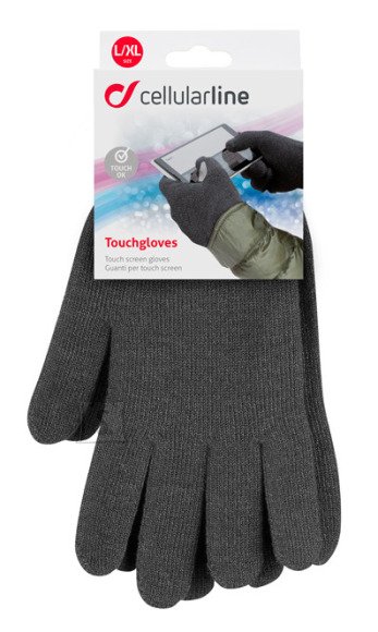 Cellularline nutikindad L/XL TOUCHGLOVE151XK