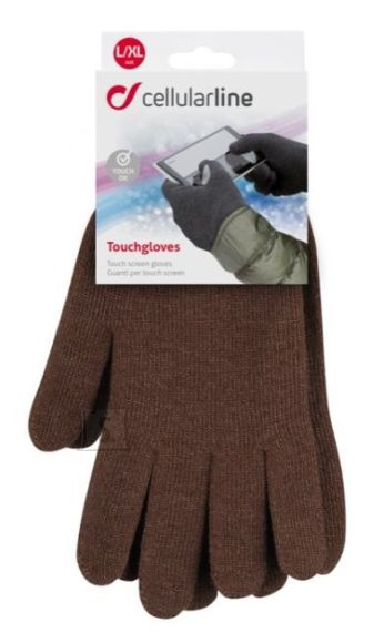 Cellularline nutikindad L/XL TOUCHGLOVE151XN