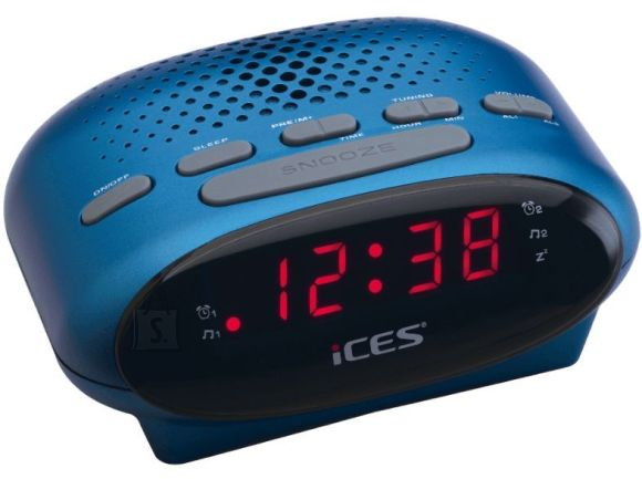 Lenco kellraadio Ices ICR-210BLUE