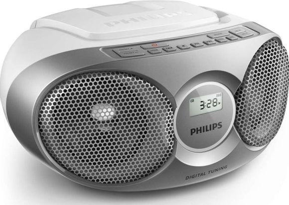 Philips AZ215S/12 CD Soundmachine magnetoola