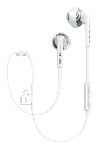 Philips SHB5250WT/00 Bluetooth nööpkuularid