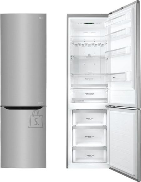 LG GBB60PZGZS külmik 201 cm