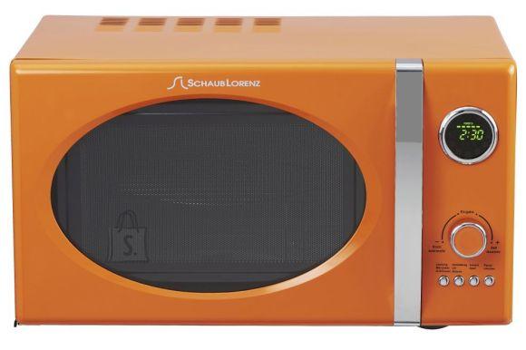 Schaub-Lorenz MW823GO retrostiilis oranž mikrolaineahi 23L
