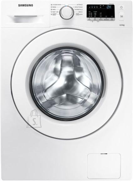 Samsung WW60J3080LW/LE eestlaetav pesumasin 1000 p/min