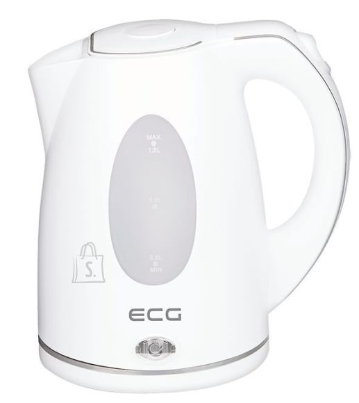 ECG RK1550 veekeetja 1.5L